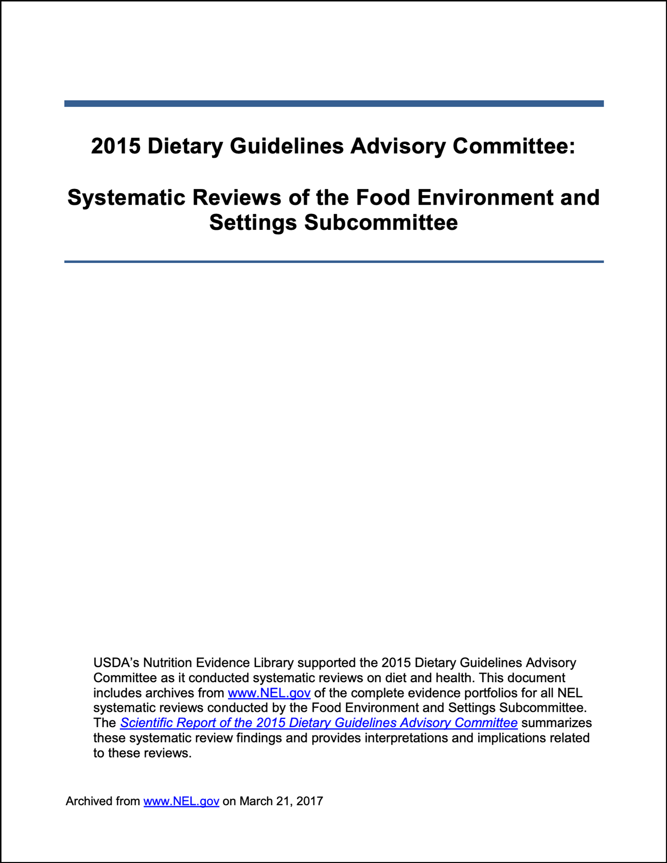 2015 Food Environment and Setting Subcommittee.png