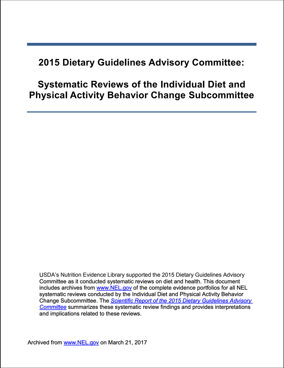 2015 Individual Diet and Physical Activity behavior Change Subcommittee.png